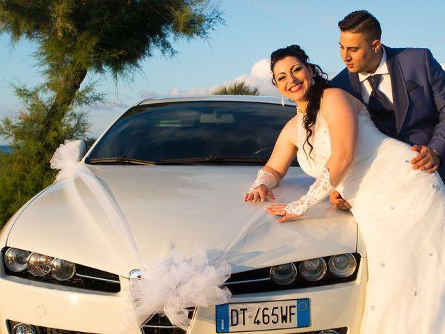 Il matrimonio di Jessica e Santino a Messina, Messina 41