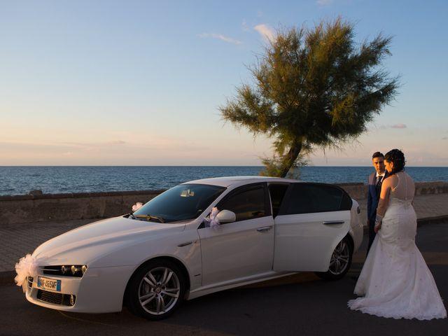Il matrimonio di Jessica e Santino a Messina, Messina 43