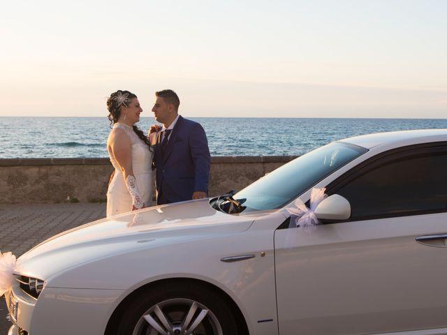 Il matrimonio di Jessica e Santino a Messina, Messina 44
