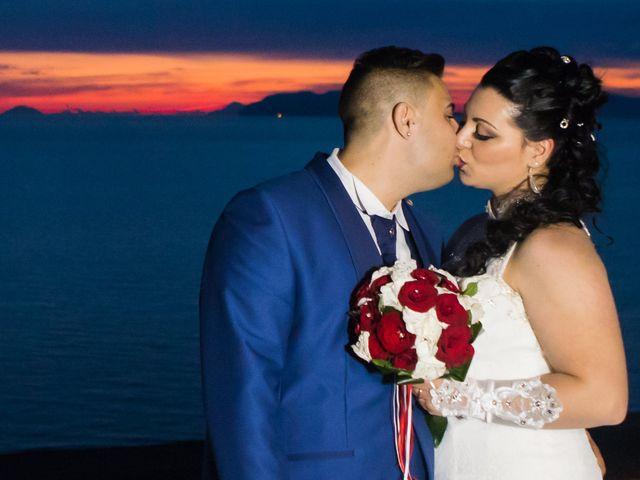 Il matrimonio di Jessica e Santino a Messina, Messina 45
