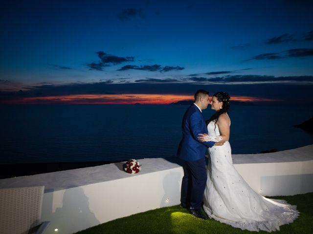Il matrimonio di Jessica e Santino a Messina, Messina 46