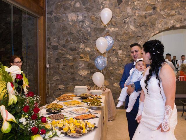 Il matrimonio di Jessica e Santino a Messina, Messina 48