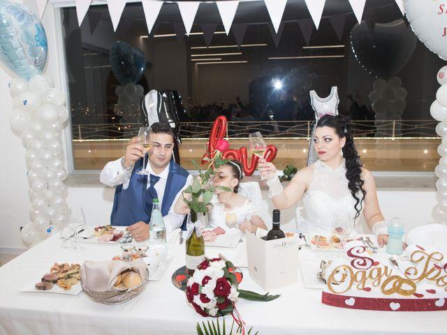 Il matrimonio di Jessica e Santino a Messina, Messina 49