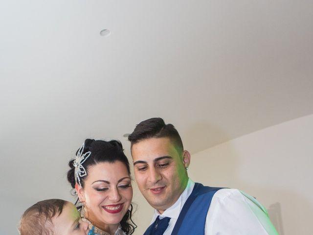 Il matrimonio di Jessica e Santino a Messina, Messina 55