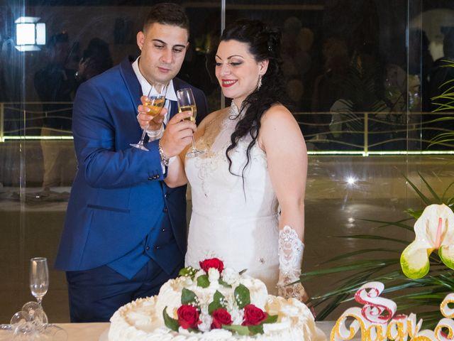 Il matrimonio di Jessica e Santino a Messina, Messina 60