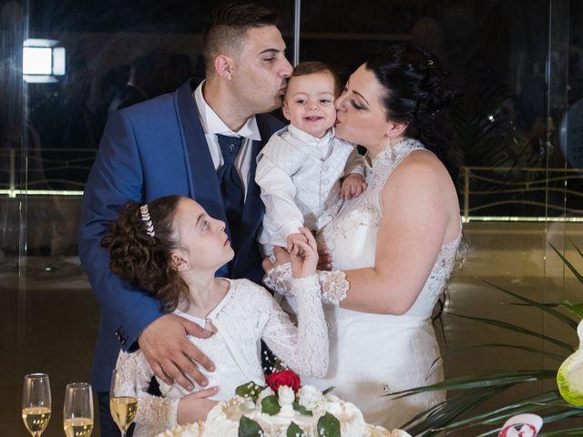 Il matrimonio di Jessica e Santino a Messina, Messina 61