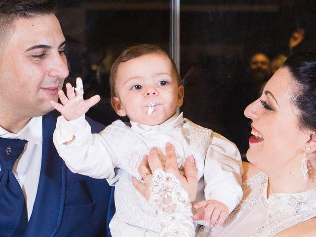 Il matrimonio di Jessica e Santino a Messina, Messina 62