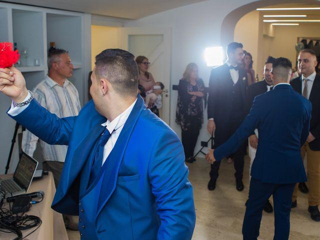 Il matrimonio di Jessica e Santino a Messina, Messina 64