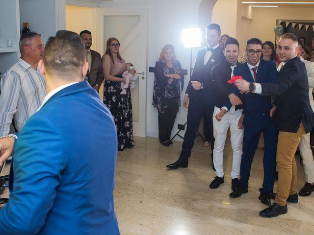 Il matrimonio di Jessica e Santino a Messina, Messina 65