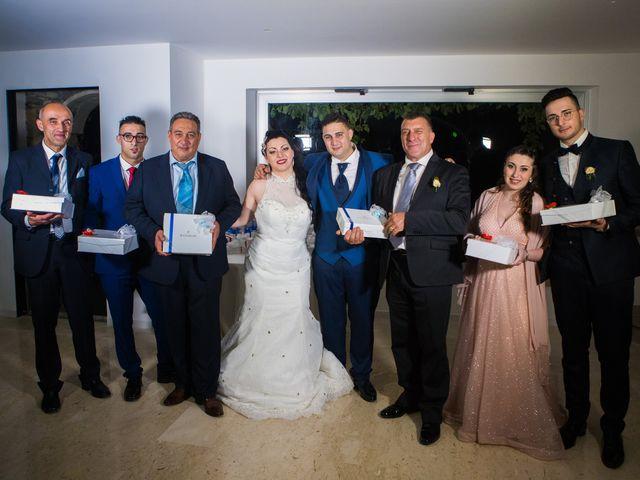Il matrimonio di Jessica e Santino a Messina, Messina 66