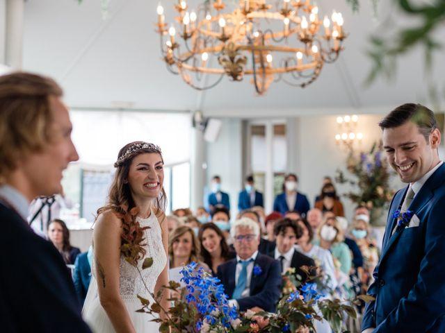 Le nozze di Giorgia e Giorgio