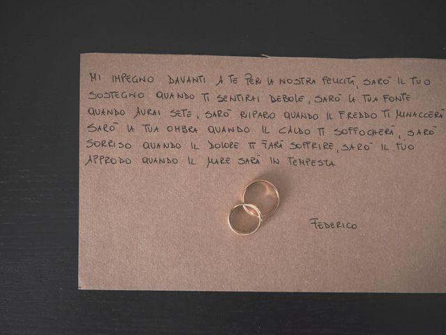 Il matrimonio di Federico e Emanuela a Coccaglio, Brescia 21