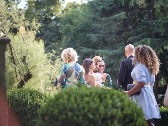 Il matrimonio di Federico e Emanuela a Coccaglio, Brescia 71