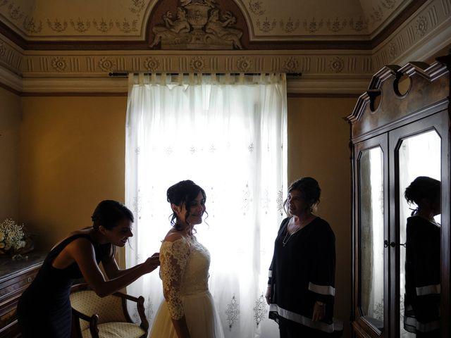 Il matrimonio di Federico e Emanuela a Coccaglio, Brescia 74