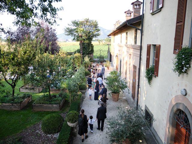 Il matrimonio di Federico e Emanuela a Coccaglio, Brescia 82