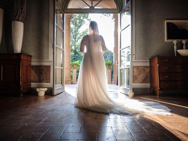 Il matrimonio di Federico e Emanuela a Coccaglio, Brescia 83