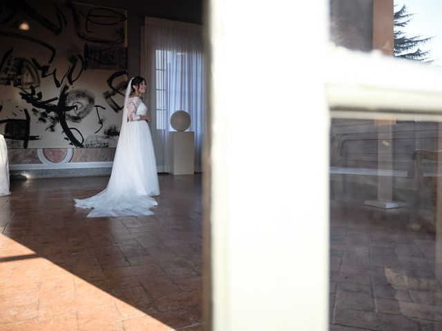 Il matrimonio di Federico e Emanuela a Coccaglio, Brescia 86