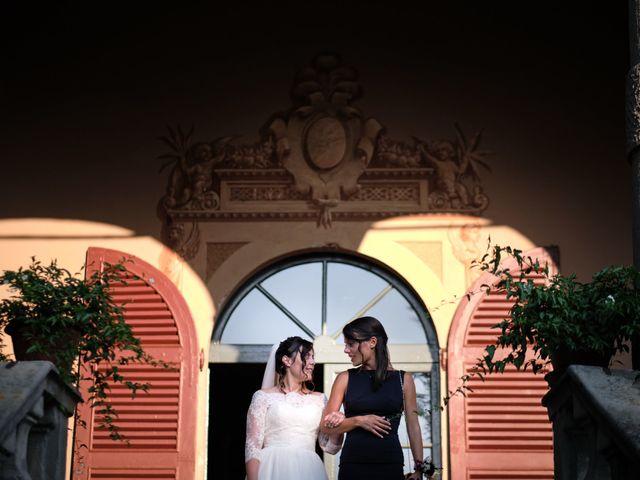 Il matrimonio di Federico e Emanuela a Coccaglio, Brescia 87