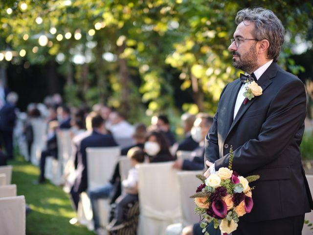 Il matrimonio di Federico e Emanuela a Coccaglio, Brescia 89