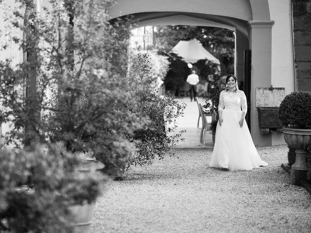 Il matrimonio di Federico e Emanuela a Coccaglio, Brescia 91