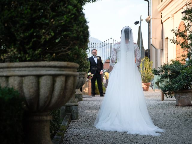 Il matrimonio di Federico e Emanuela a Coccaglio, Brescia 92