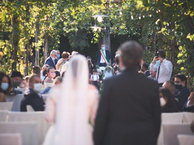 Il matrimonio di Federico e Emanuela a Coccaglio, Brescia 95