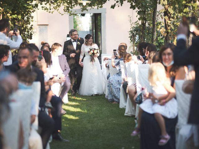 Il matrimonio di Federico e Emanuela a Coccaglio, Brescia 96