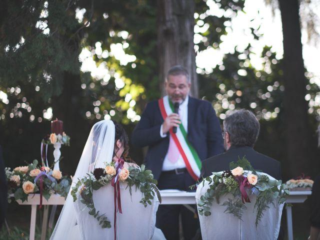 Il matrimonio di Federico e Emanuela a Coccaglio, Brescia 100