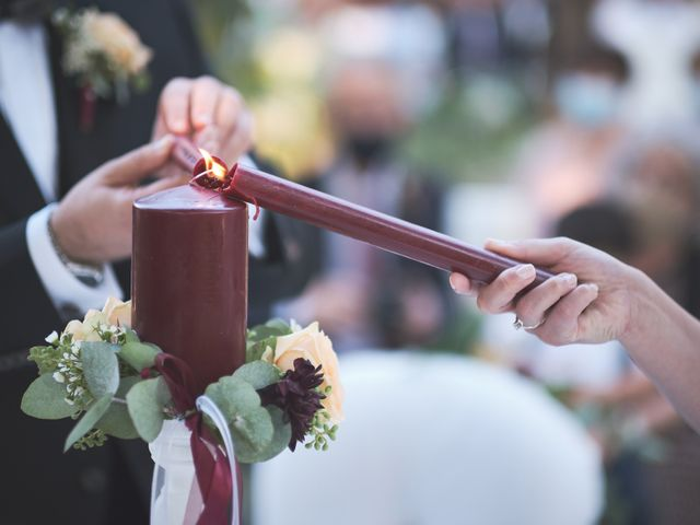 Il matrimonio di Federico e Emanuela a Coccaglio, Brescia 103