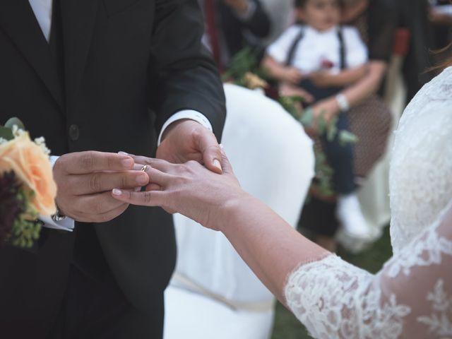 Il matrimonio di Federico e Emanuela a Coccaglio, Brescia 105