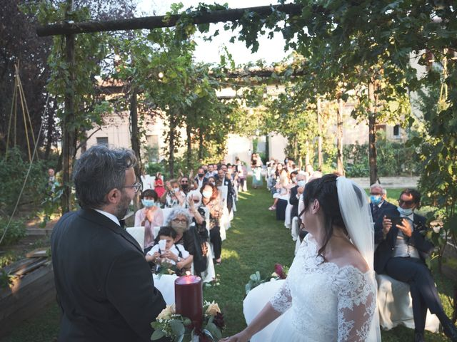 Il matrimonio di Federico e Emanuela a Coccaglio, Brescia 109