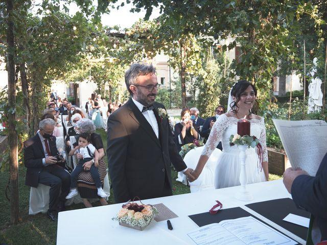 Il matrimonio di Federico e Emanuela a Coccaglio, Brescia 110