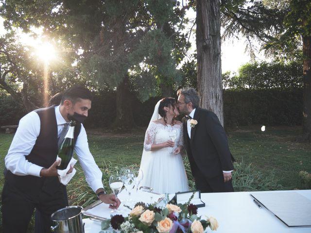 Il matrimonio di Federico e Emanuela a Coccaglio, Brescia 117