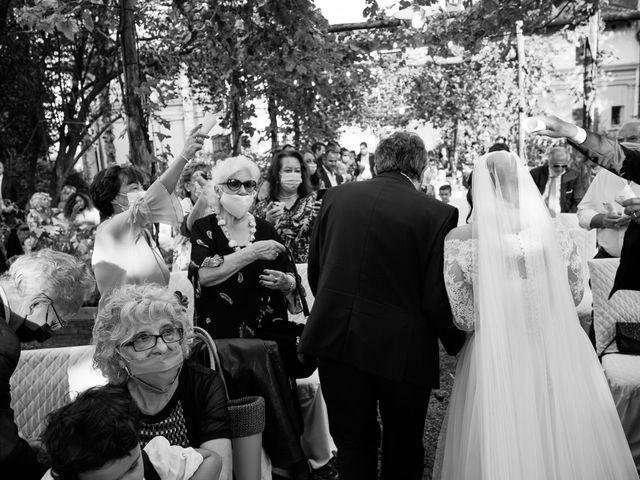 Il matrimonio di Federico e Emanuela a Coccaglio, Brescia 118