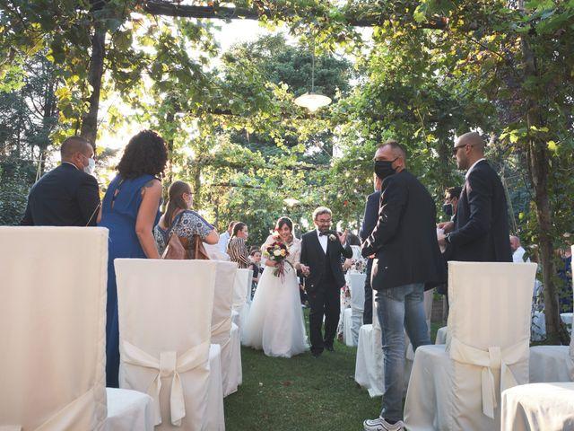 Il matrimonio di Federico e Emanuela a Coccaglio, Brescia 119