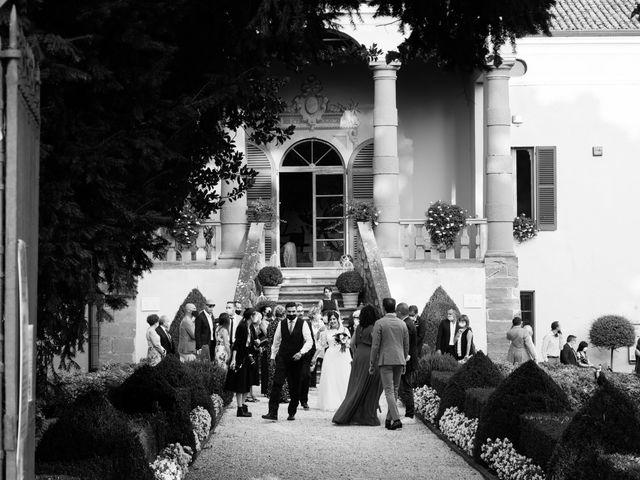 Il matrimonio di Federico e Emanuela a Coccaglio, Brescia 121
