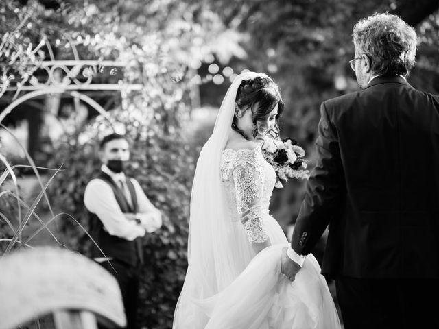 Il matrimonio di Federico e Emanuela a Coccaglio, Brescia 125