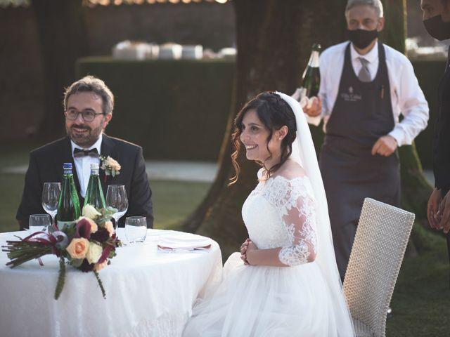 Il matrimonio di Federico e Emanuela a Coccaglio, Brescia 127