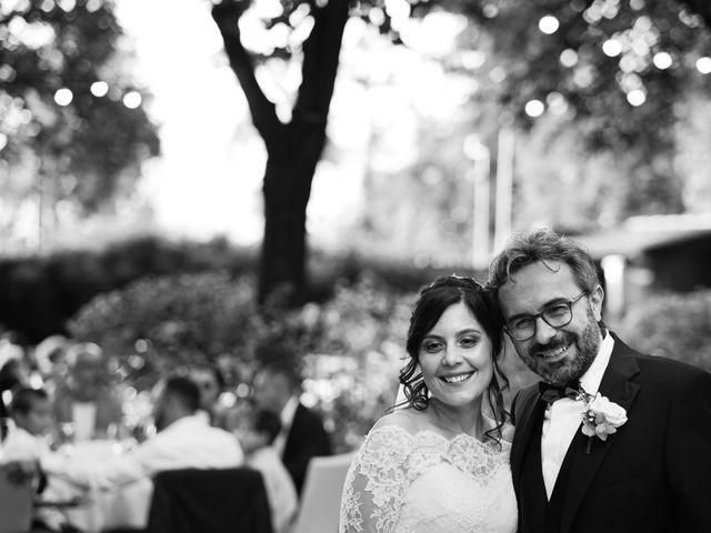 Il matrimonio di Federico e Emanuela a Coccaglio, Brescia 132