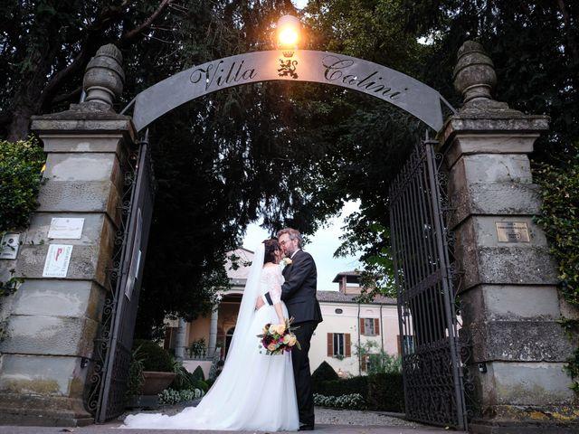 Il matrimonio di Federico e Emanuela a Coccaglio, Brescia 135