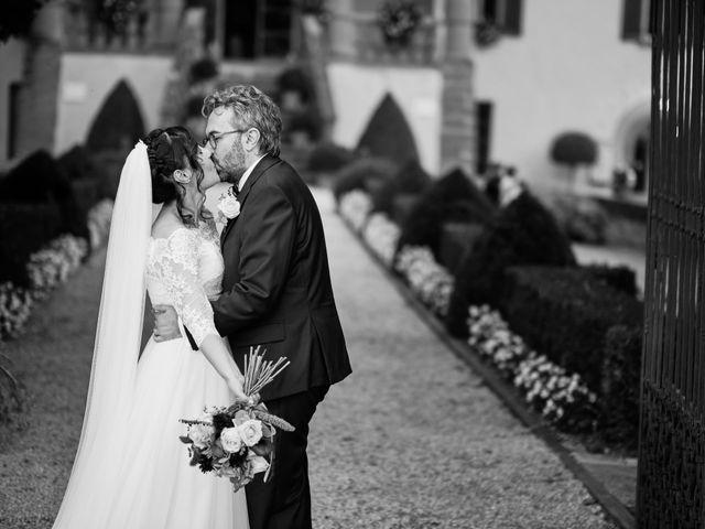 Il matrimonio di Federico e Emanuela a Coccaglio, Brescia 136