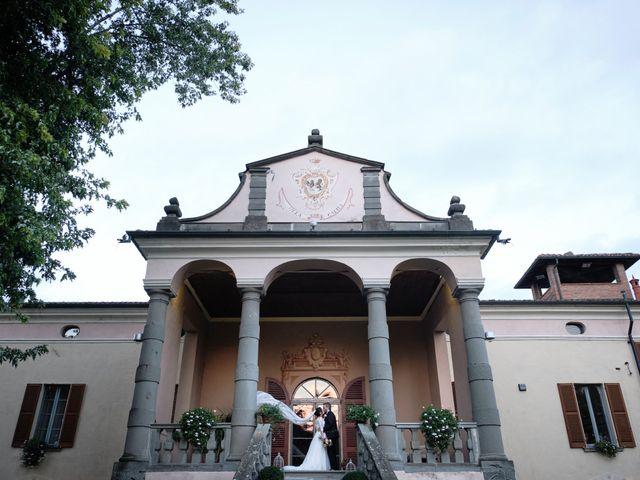 Il matrimonio di Federico e Emanuela a Coccaglio, Brescia 139