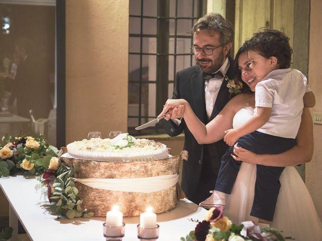 Il matrimonio di Federico e Emanuela a Coccaglio, Brescia 151