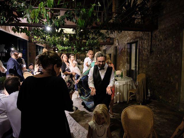 Il matrimonio di Federico e Emanuela a Coccaglio, Brescia 156