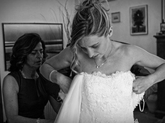 Il matrimonio di Matteo e Chiara a Firenze, Firenze 6