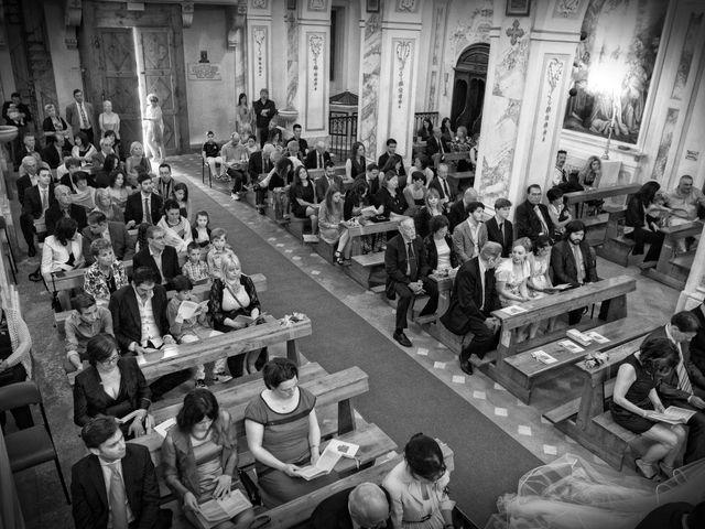 Il matrimonio di Matteo e Chiara a Firenze, Firenze 9