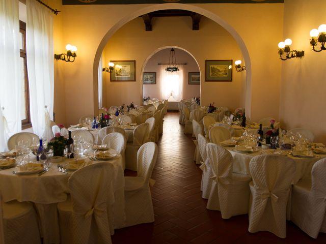 Il matrimonio di Matteo e Chiara a Firenze, Firenze 18