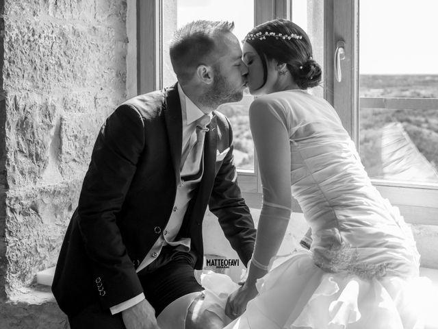 Il matrimonio di Alarico e Martina a Attimis, Udine 1