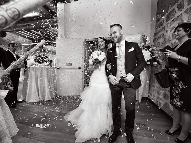 Il matrimonio di Alarico e Martina a Attimis, Udine 2