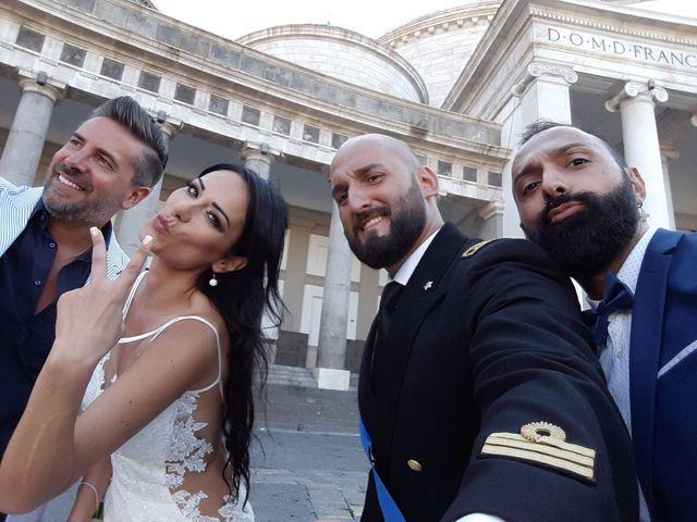 Il matrimonio di Mariano  e Consuelo  a Napoli, Napoli 8